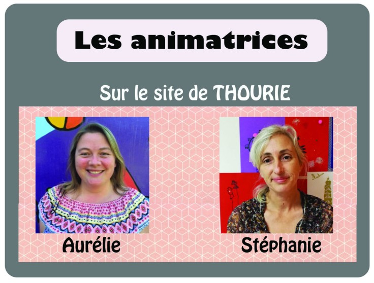 Les animatrices thourie