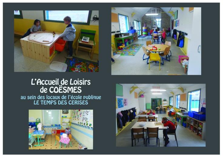 Locaux Coësmes